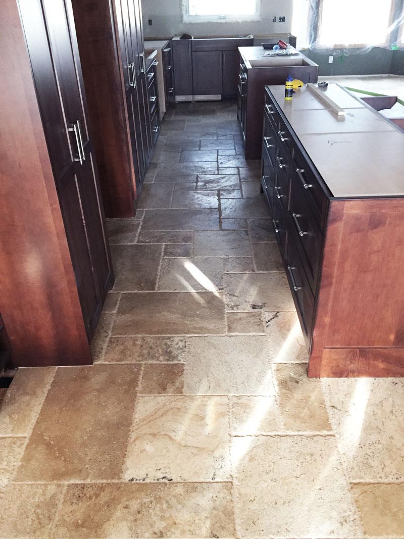Cobblestone Kitchen Floor Picasso Cobblestone Tile And Stone Source