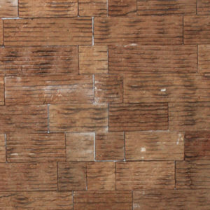 Mocha Travertine Cleft Ledgestone