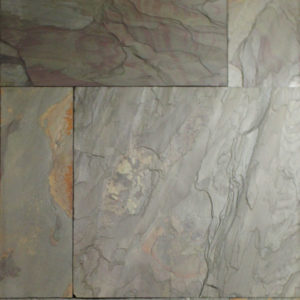 Alpine Meadow Natural Slate Tile