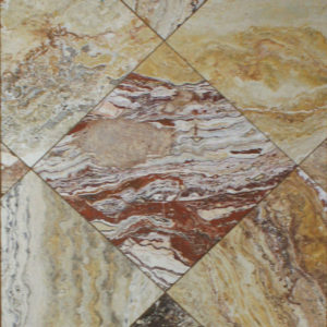 Mirage Travertine Honed