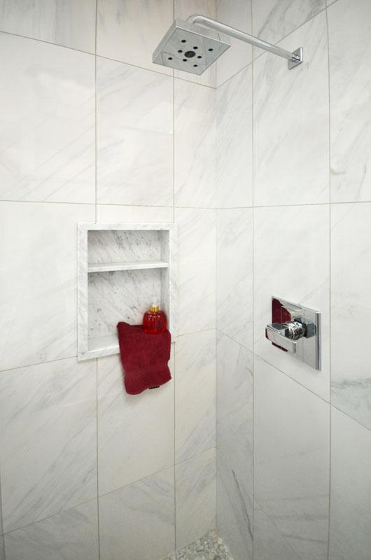 Carrara Bianco Porcelain Tile Tile Design Ideas