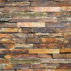 Rustic Earth Slate Ledgestone