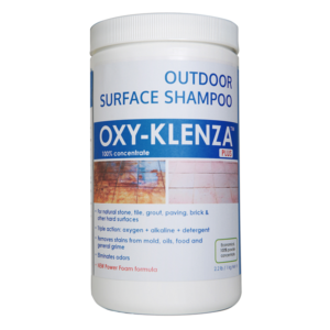 Dry Treat Oxy Klenza Natural Stone Cleaner