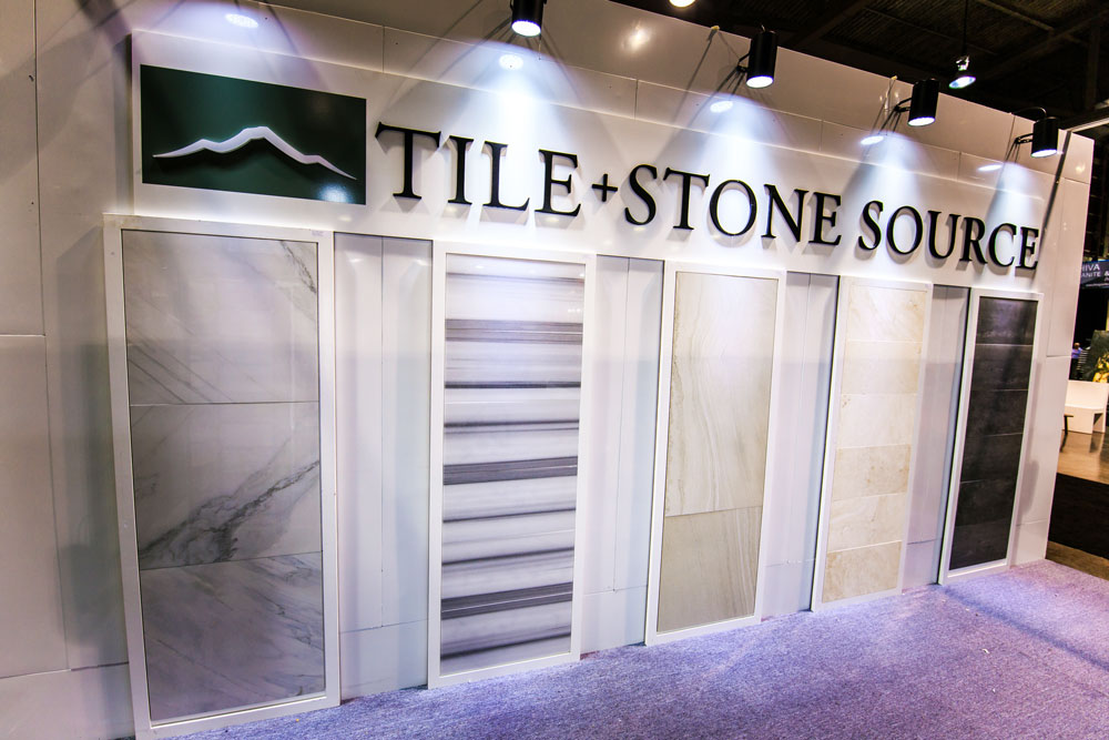 Visit us at the Home & Garden Show! - SALE - Tile Stone Source