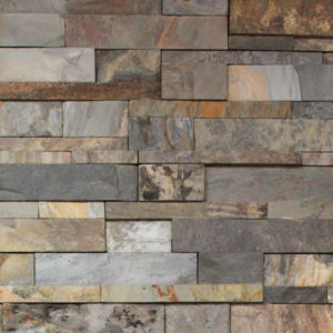 Indian Coast Slate Ledgestone