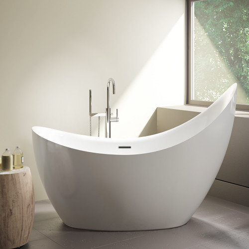852 Bathtub Data Base Emails Contact Us Hk Mail: Fleurco Aria Crescent Tub Petite