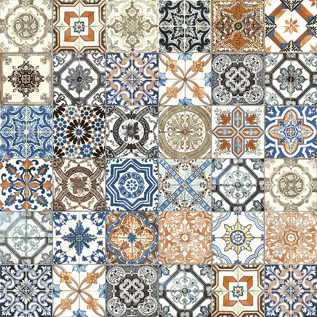 Marrakesh Color Mix Matte Sale Tile Stone Source