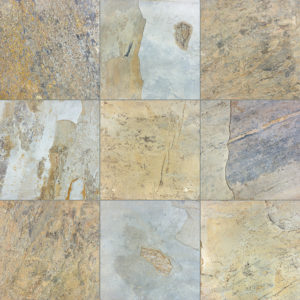 Driftwood Calibrated Slate Tile Variations