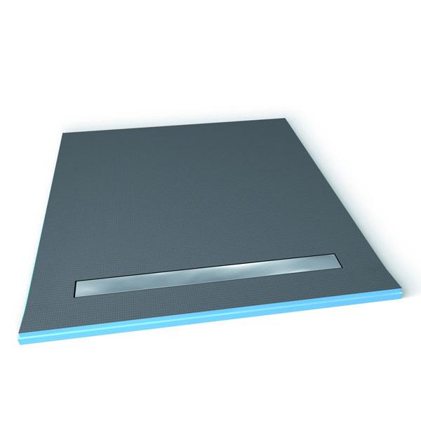 wedi fundo riolito 48 x 72 4 sided slope sale tile. Black Bedroom Furniture Sets. Home Design Ideas