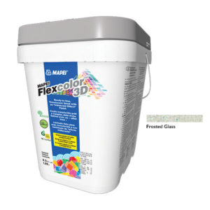 Mapei Flexcolor 3D Frosted Glass Grout