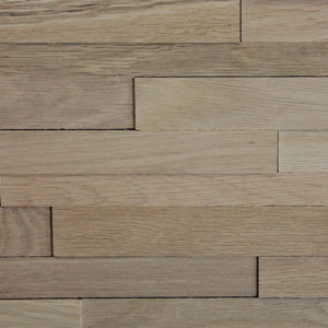 Classik White Oak Wood Wall Panel